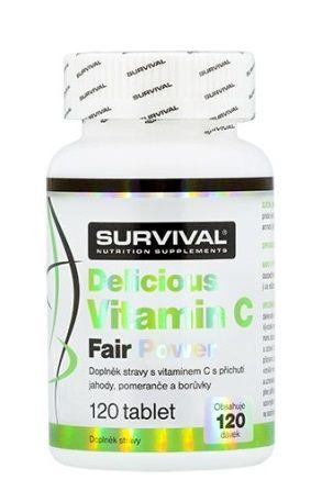 Survival Delicious Vitamin C Fair Power