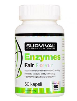 Survival Enzymes Fair Power
