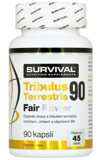 Survival Tribulus Terrestris Fair Power