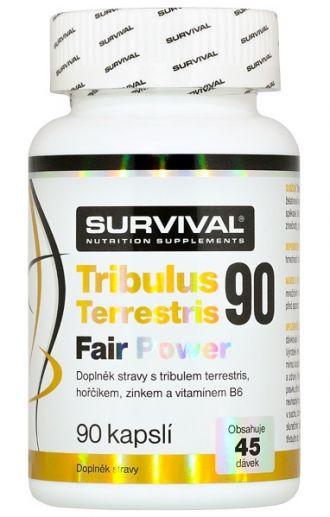 Survival Tribulus Terrestris Fair Power