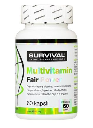 Survival Multivitamin Fair Power