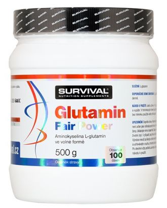 Survival Glutamin Fair Power