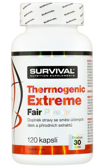 Survival Thermogenic Extreme Fair Power