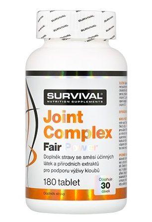 Survival Joint Complex Fair Power