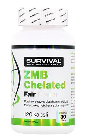 Survival ZMB Chelated Fair Power
