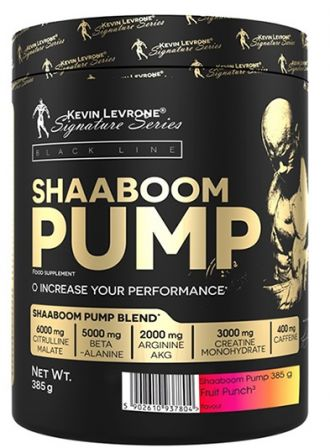 Kevin Levrone Shaabomm pump
