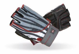 MADMAX Fitness Handschuh NINE ELEVEN ZEBRA
