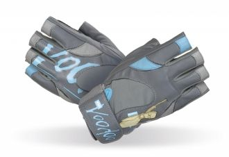MADMAX Fitness Handschuhe VOODOO BLUE - M