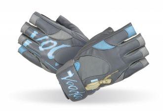 MADMAX Fitness Handschuh VOODOO BLUE