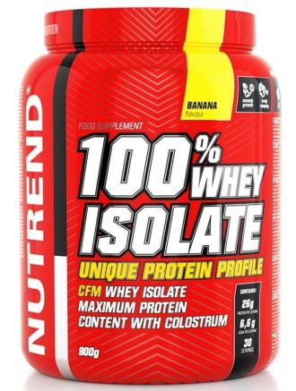 Nutrend 100% WHEY ISOLATE