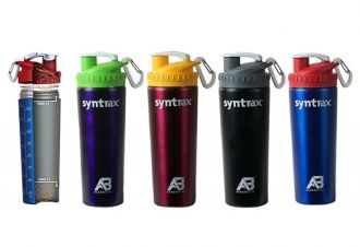 Syntrax AeroBottle Primus Stainless Steel Shaker Cup