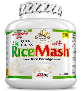 Mr Poppers RiceMash