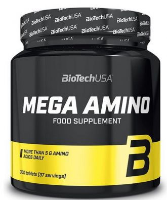 BioTech MEGA AMINO 3200