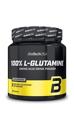 BioTech 100% L-Glutamine