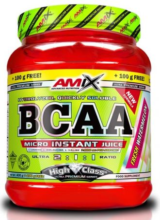 AMIX BCAA Micro Instant Juice 400g