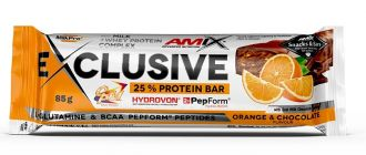 Amix Exclusive Protein bar