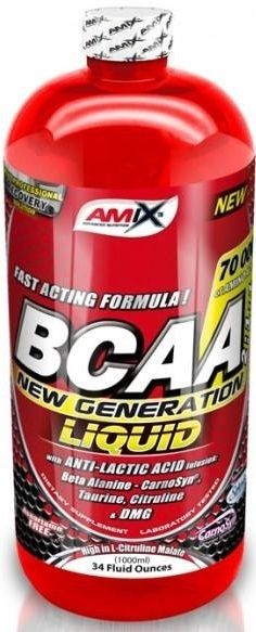 AMIX BCAA New Generation liquid 1000ml