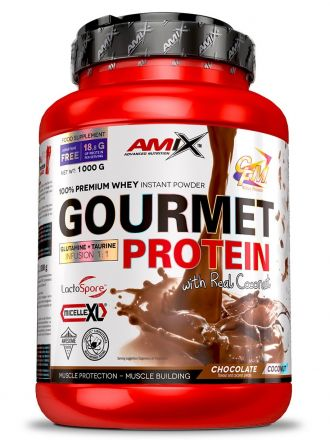 Amix Nutrition GOURMET PROTEIN