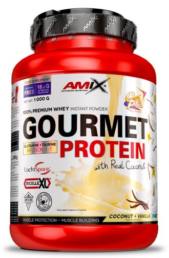 Amix Nutrition GOURMET PROTEIN