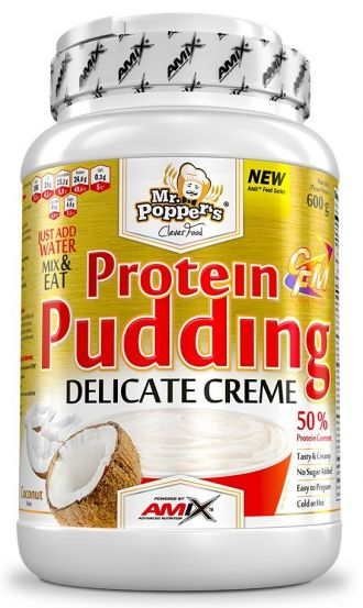 Amix Nutrition PROTEIN PUDDING CREME