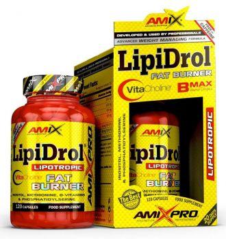 AMIX LipiDrol Fat Burner