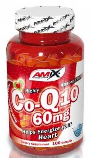AMIX Coenzyme Q10 60 mg
