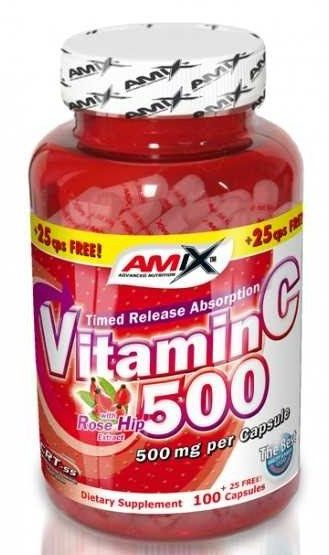 AMIX VITAMIN C 500