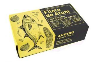 Aveiro Thunfischfilets in Olivenöl