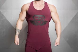 Body Engineers Stringer Burgundy