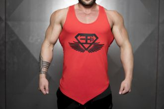 Body Engineers Stringer Fire Red