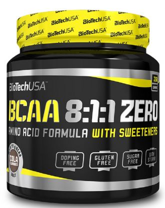 BioTech BCAA 8:1:1 Zero