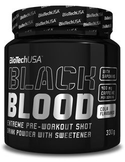 BioTech BLACK BLOOD CAF+