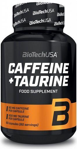 BioTech CAFFEINE + TAURINE