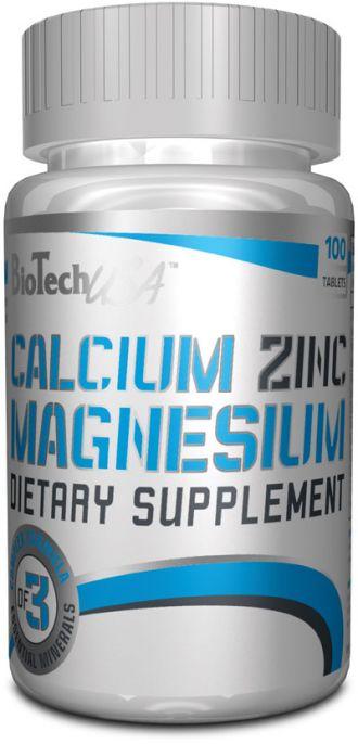 BioTech Calcium-Zinc-Magnesium