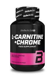 BioTech FOR HER L-Carnitine + Chrome