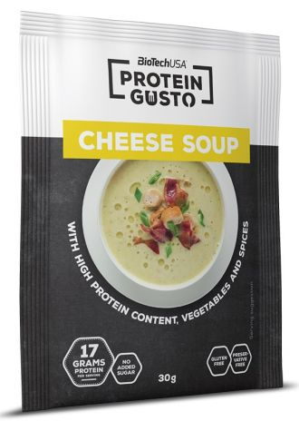 BioTech Protein Gusto Cheese Soup
