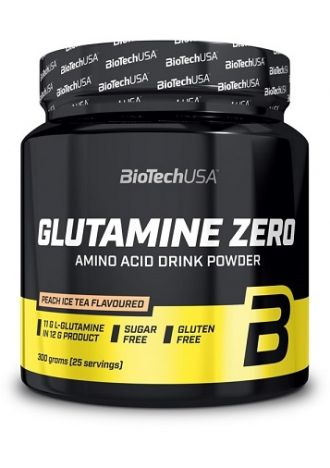 BioTech L-Glutamine ZERO