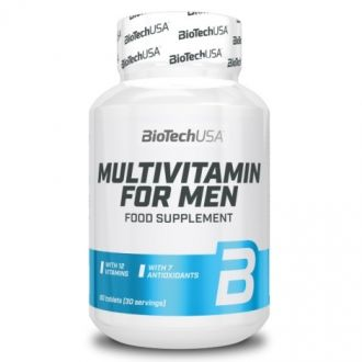 BioTech Multivitamin for Men