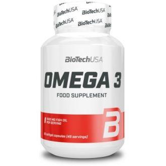 BioTech MEGA OMEGA 3