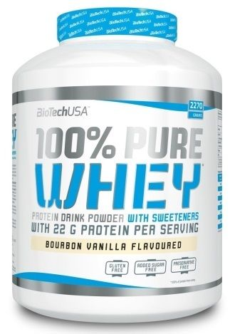 BioTech 100% Pure Whey Protein