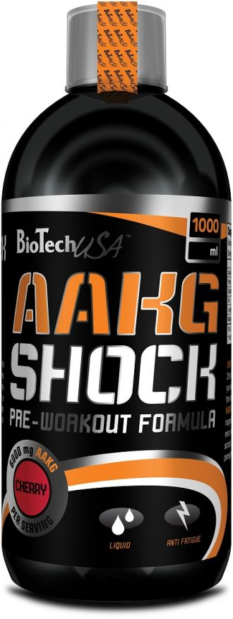 BioTech AAKG SHOCK EXTREME