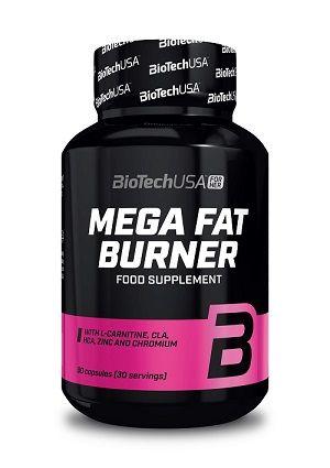 BioTech MEGA FAT BURNER