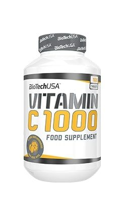 BioTech Vitamin C 1000