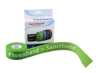 Flossband by Sanctband 2,5 cm, leicht