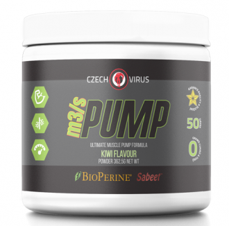 Czech Virus m3/s PUMP