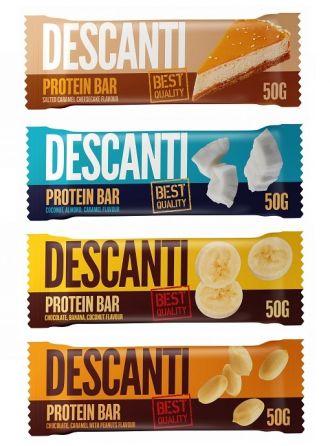 Descanti Protein Bar