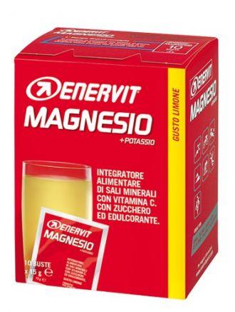 ENERVIT MAGNESIO POTASSIO