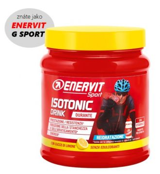 ENERVIT isotonic drink G sport