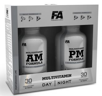 Fitness Authority Multivitamin AM-PM Formula