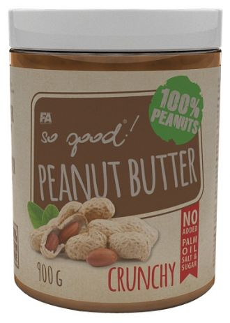 Fitness Authority SO GOOD! Peanut Butter